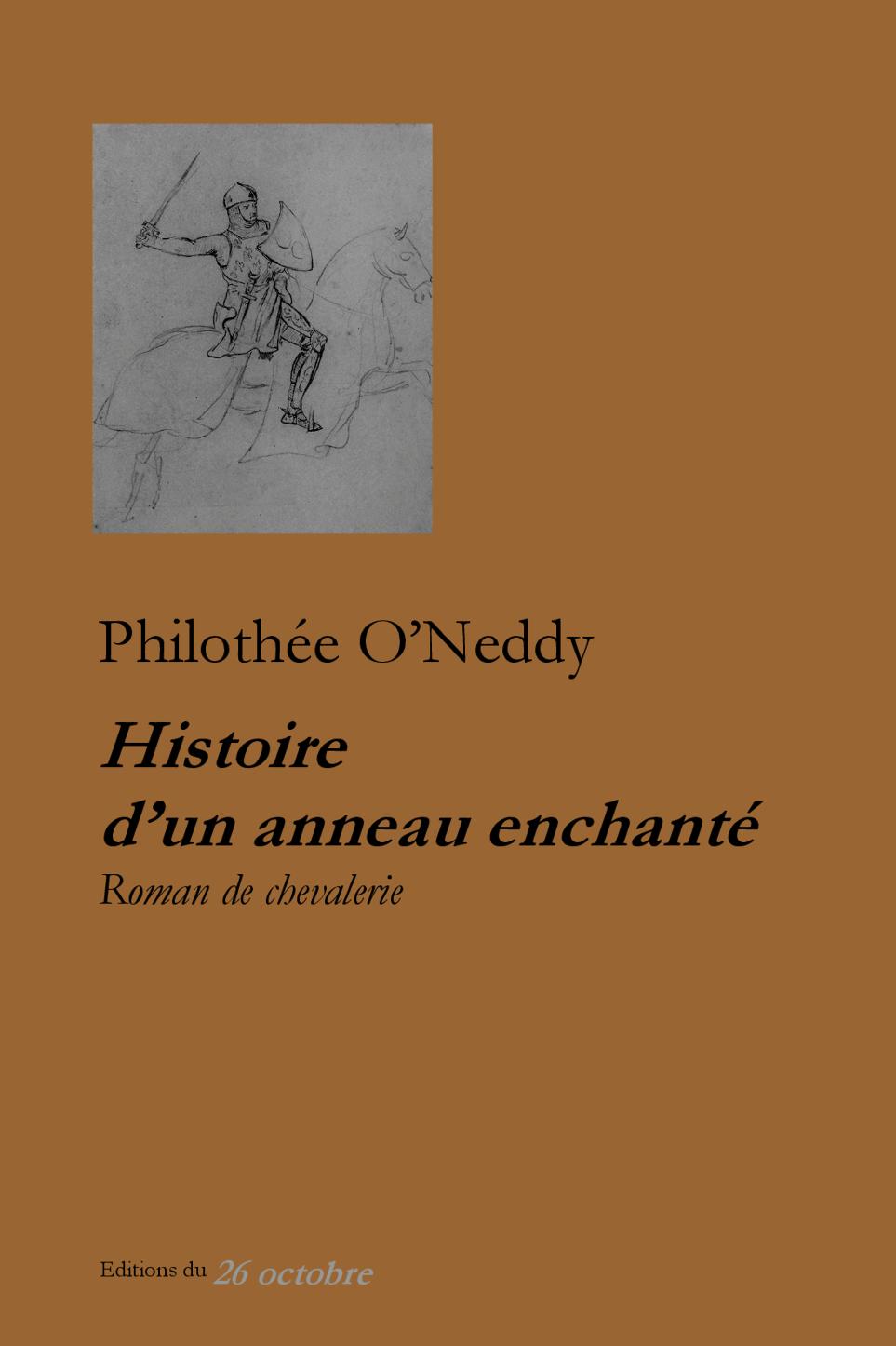 Histoire d'un anneau enchanté de Philothée O'Neddy.